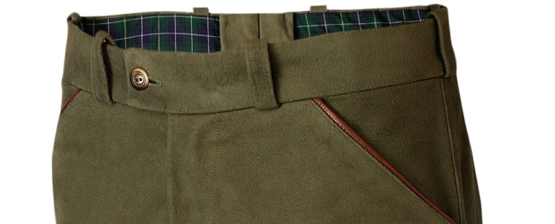 Gents Breeks Shot