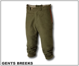 Link to Gents Breeks page...