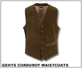 Link to Gents Corduroy Waistcoat page