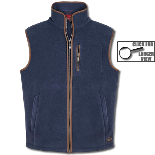 Gents Fleece Gilet...